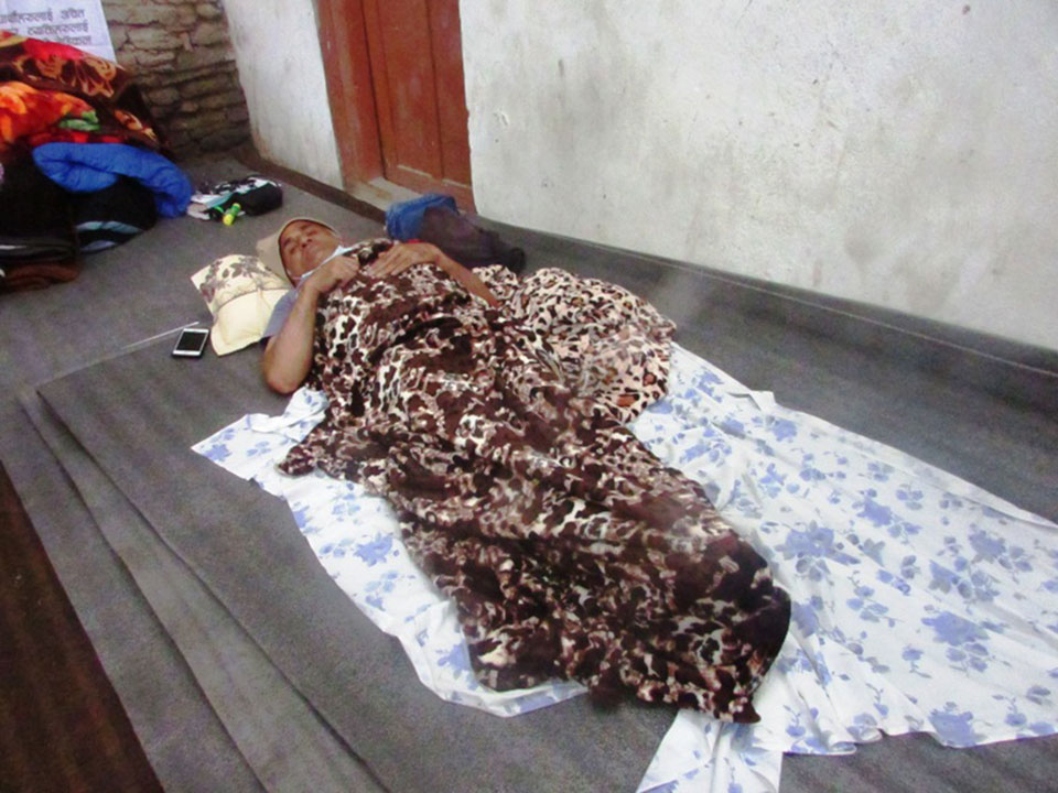 DAO Jumla orders KIHS for best treatment as Dr Govinda KC's health deteriorates