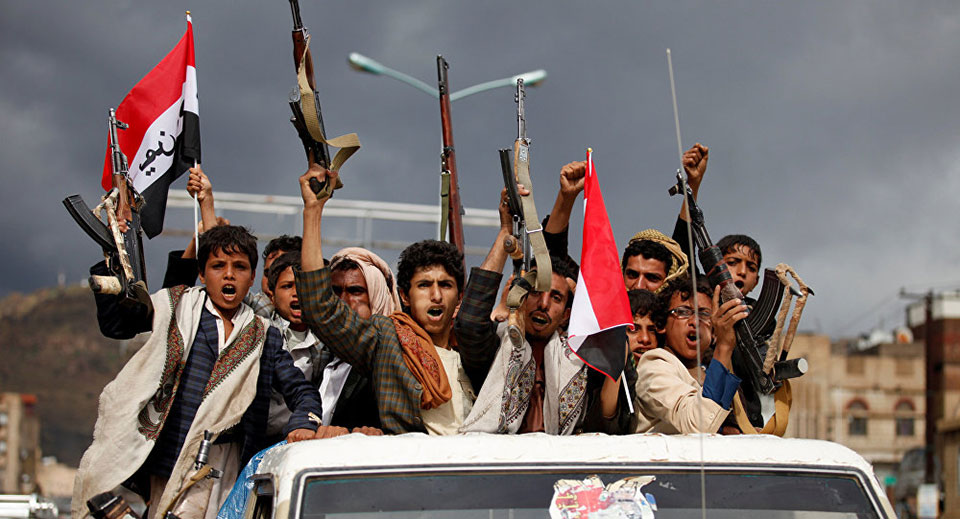 Houthis reportedly target Saudi ship off Yemen's western coast