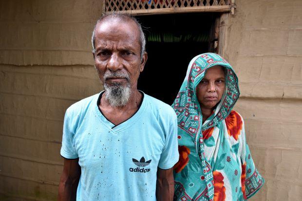 Muslim survivors of Indian massacre shaken by citizenship test