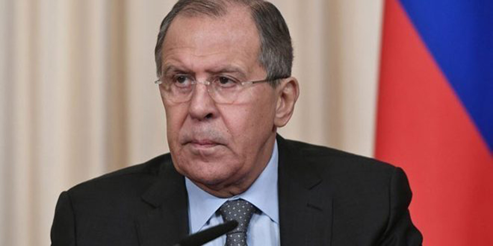 Lavrov underlines importance of helping Syria in reconstruction