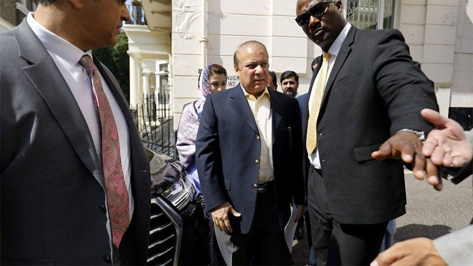 Former Pakistan PM sentenced on corruption charges