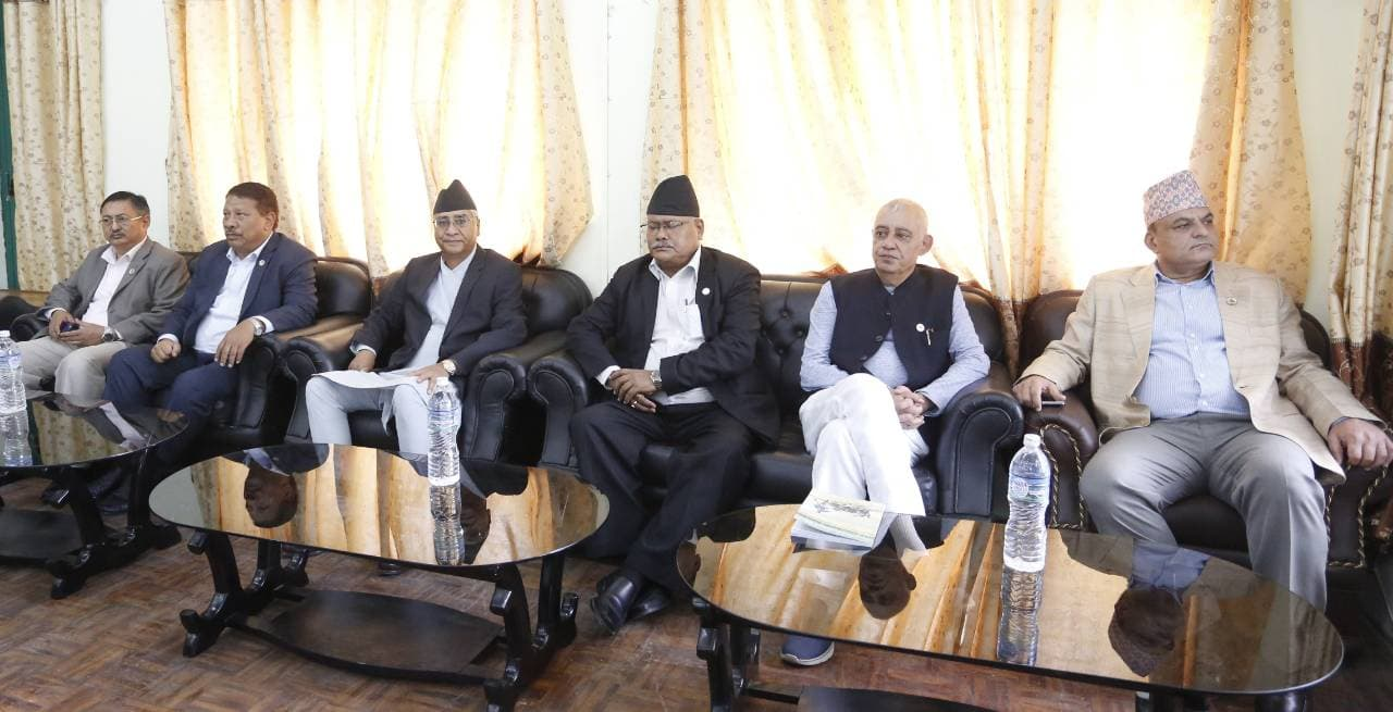 Nepali Congress to speak against govt's undemocratic practices