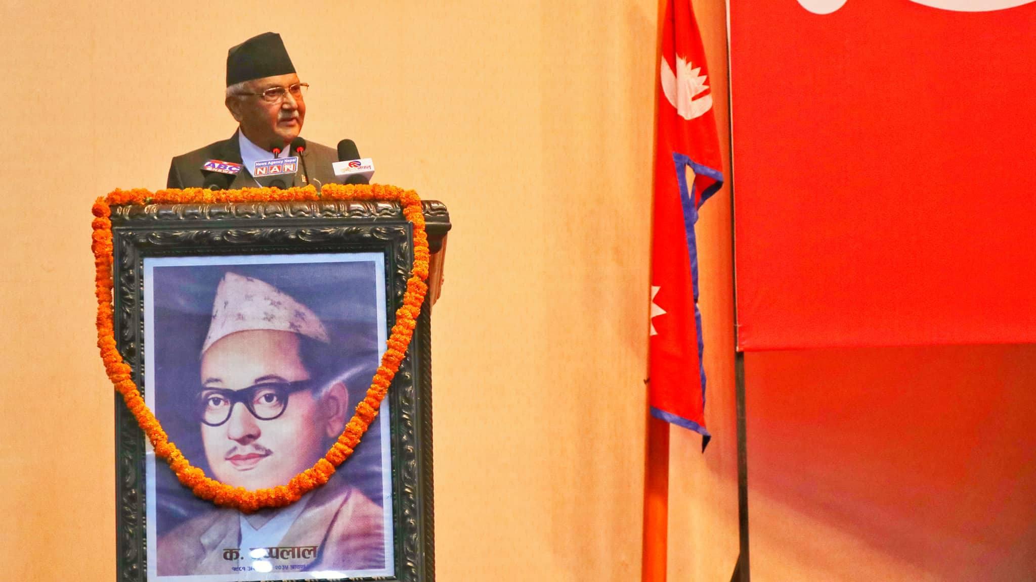"""What has Nepali Congress done?"" Oli fumes fire"