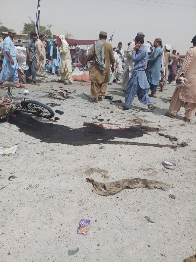 Pakistan Elections: Islamic State Claims Attack, 31 Dead