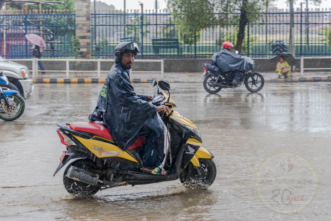 Rains forecast for three days in most parts of country