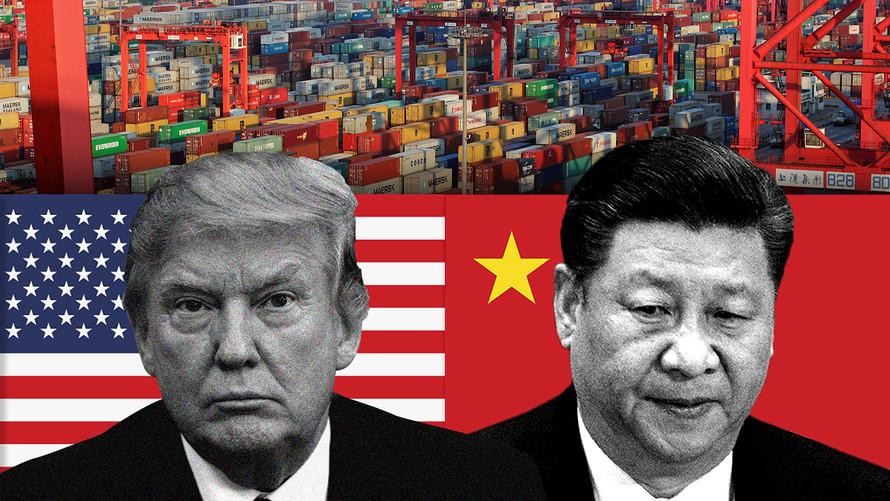 U.S.-China trade war heats up as tariffs take effect