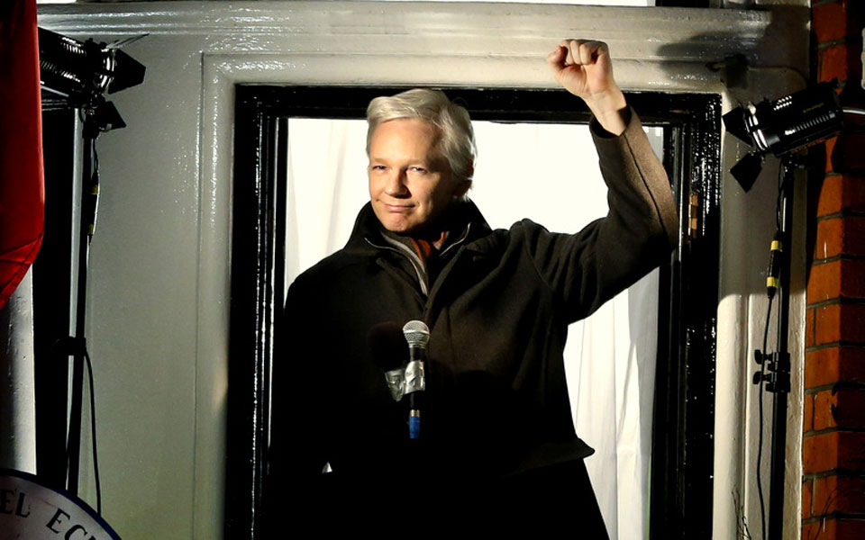 Implications of Assange's persecution for journalism and democracy