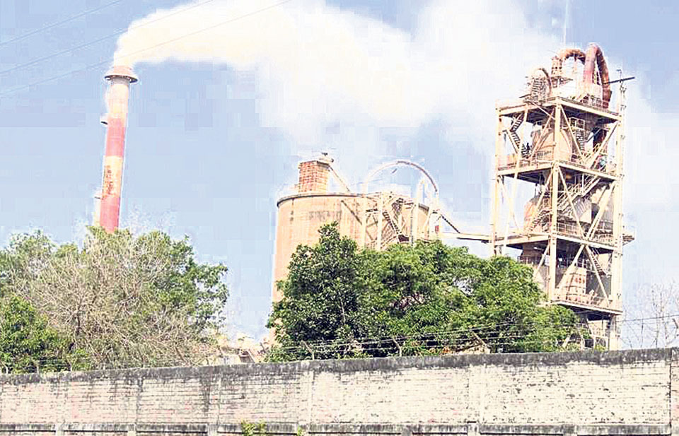 Udayapur cement says irregular power supply hitting production