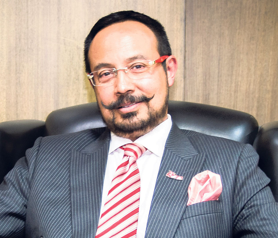 Anil Shah appointed Nabil Bank CEO