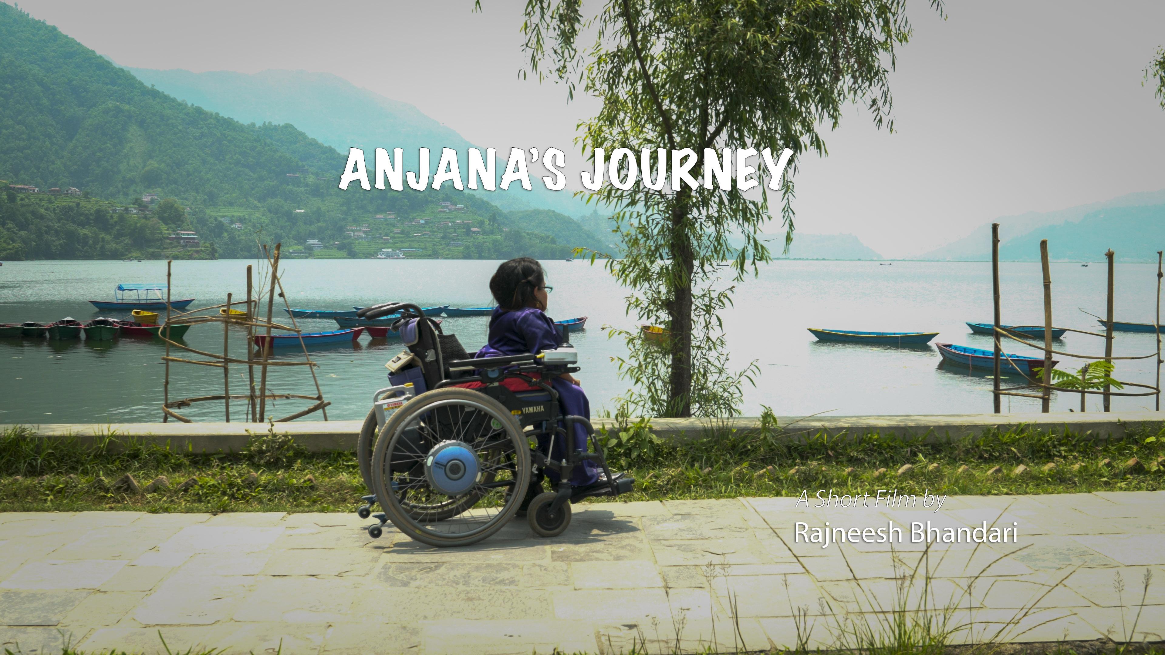 'Anjana's Journey' finalist of 2018's Ability Short Film Awards
