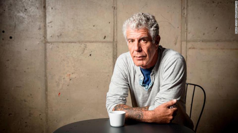 Celebrity chef, TV host Bourdain dies of suicide at 61