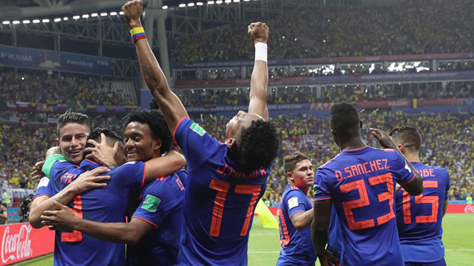 Clinical Colombia send sorry Poles packing with 3-0 victory