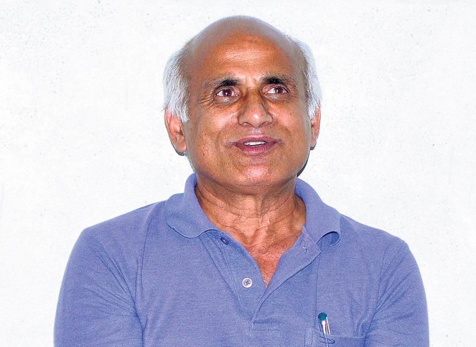 The inspiring Dr Govinda KC