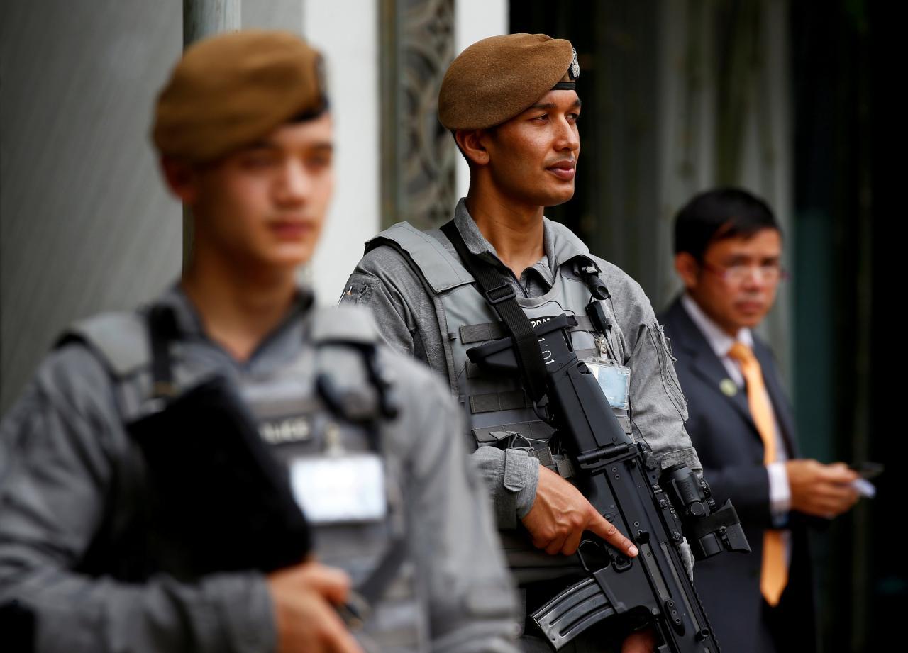 With khukris and assault rifles, Singapore's Gurkhas to guard Trump-Kim summit