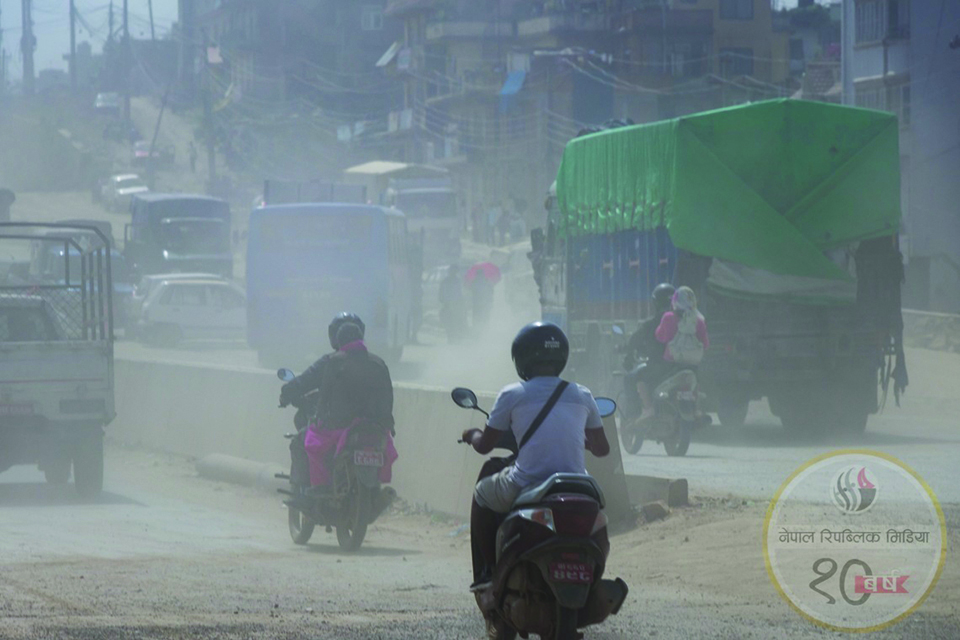 Air pollution, climate change biggest threat to global health: WHO