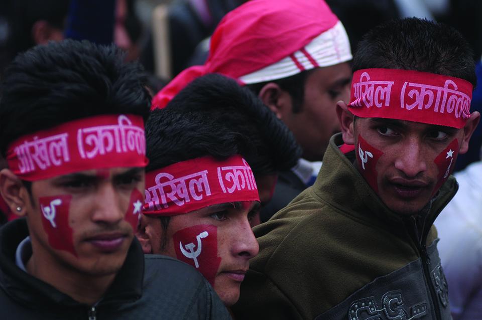 Maoist betrayal