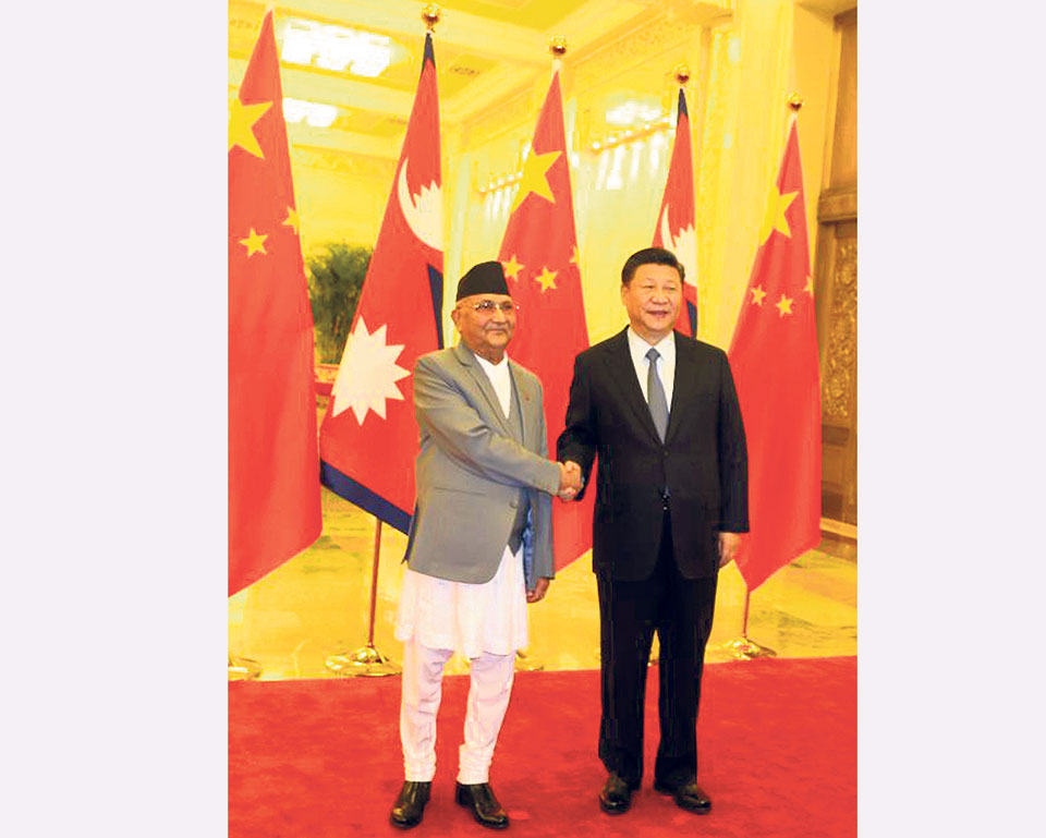 Nepal, China agree to expedite 8 major projects