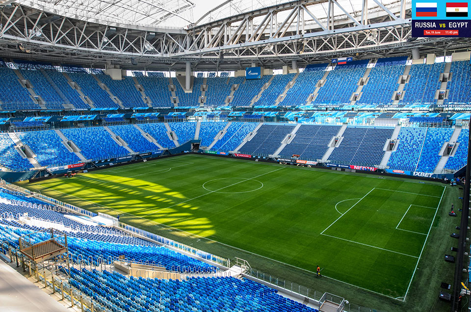 FIFA World Cup 2018: Russia v Egypt (Preview)