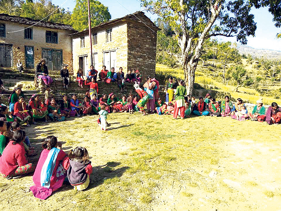 Once liquor-free Achham now 'immersed' in it