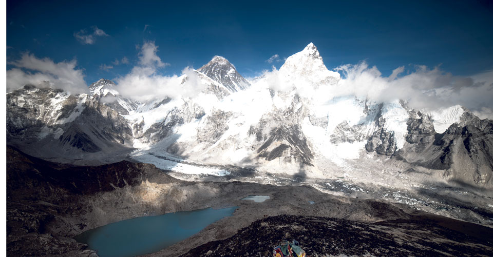 Here's why it takes two years to measure Mt. Everest