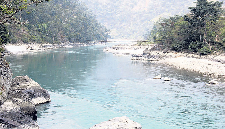 Bilateral talks silent on West Seti, Budhigandaki