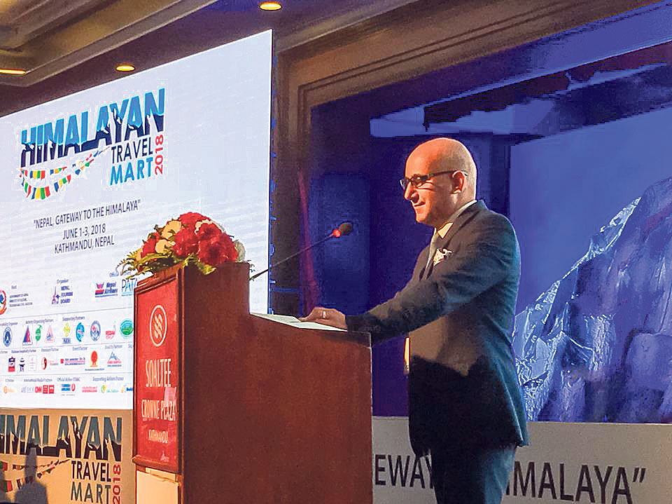 Himalayan Travel Mart 2018 kicks off