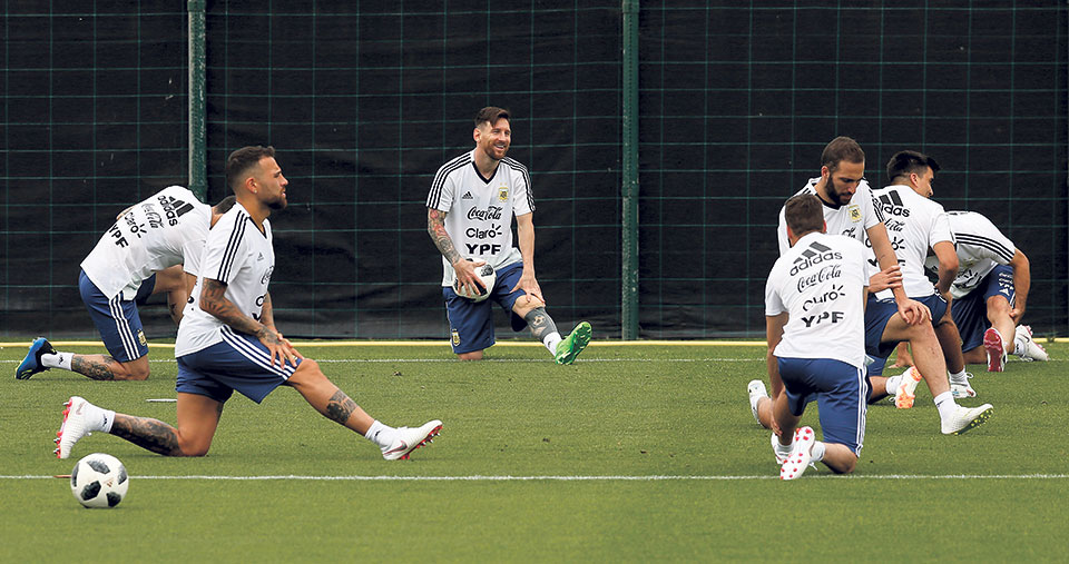 Can Lionel Messi win World Cup for Argentina?