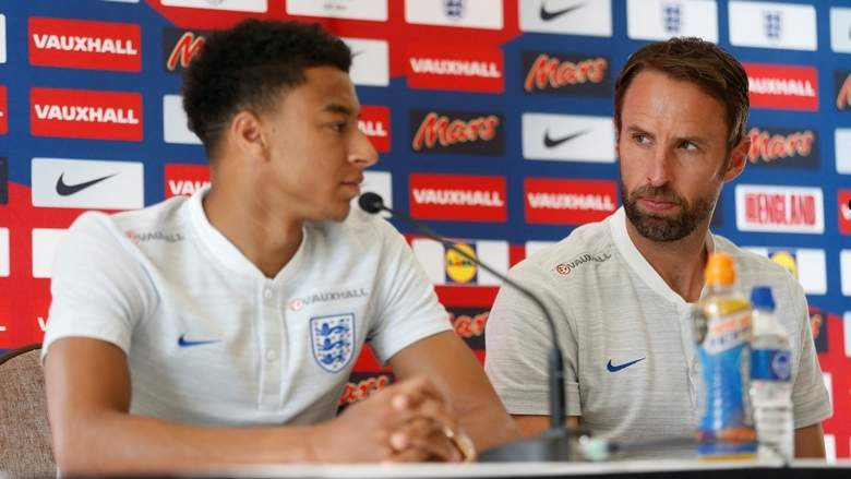 Lingard to start for England in Nigeria friendly