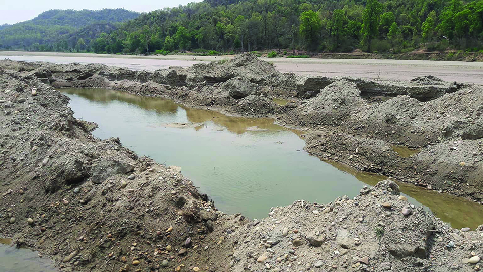Gandaki Province introduces its own rules for crusher industry