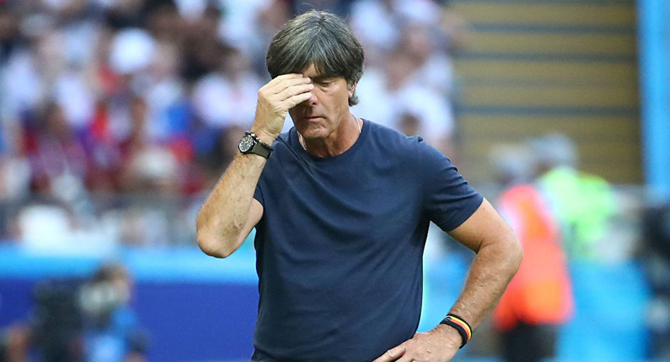 Germany coach Löw considers quitting after shocking World Cup defeat - Reports