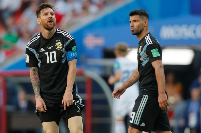 Messi, Aguero to quit international football after World Cup
