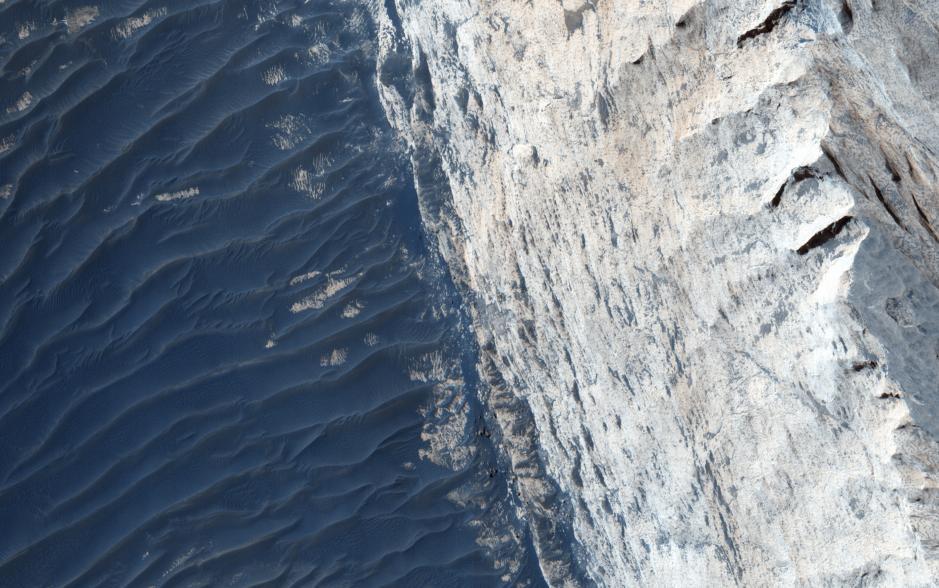 Mars might have had life, NASA rover data shows