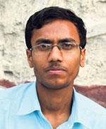 Nagarik scribe awarded with Baba Ananda Sanchar Award