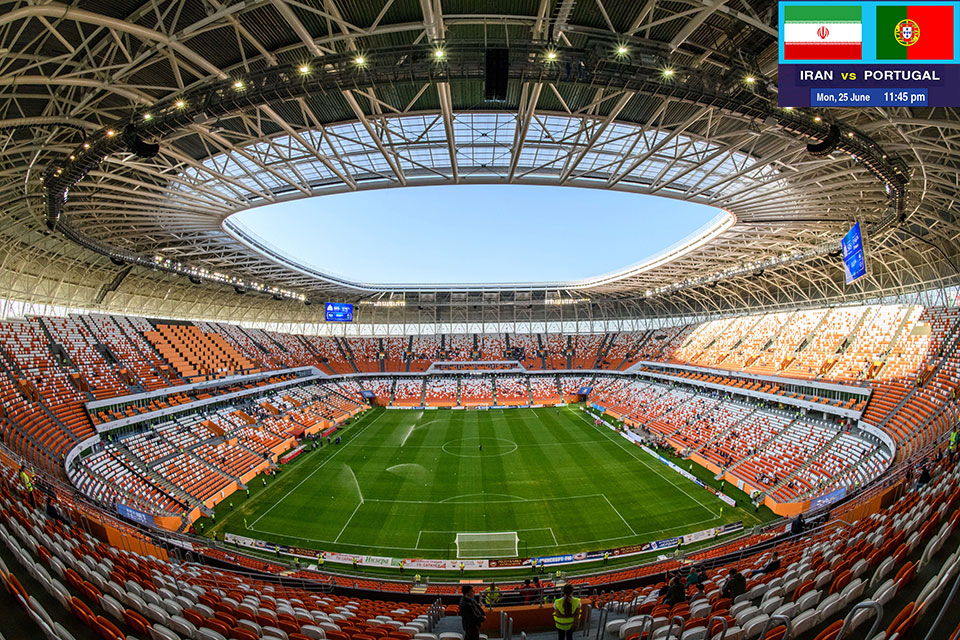FIFA World Cup 2018: IR Iran v Portugal (Preview)