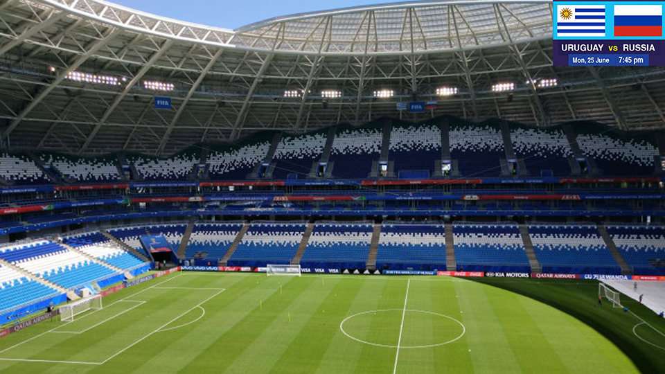 FIFA World Cup 2018: Uruguay v Russia (Preview)