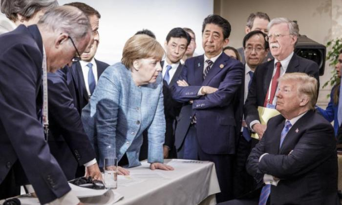 European Union tariffs on US products comes into force