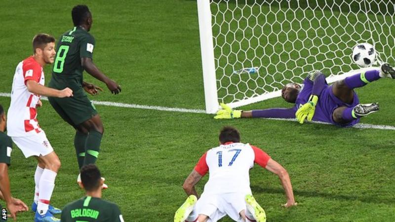 Modric seals Croatia win after own goal
