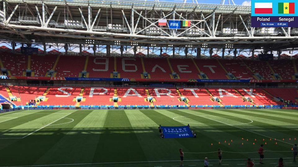FIFA World Cup 2018: Poland v Senegal (Preview)