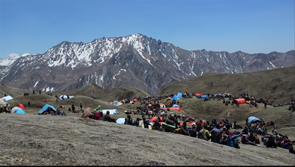 Locals of Gorkha head to pick yarsa to clear reconstruction loans