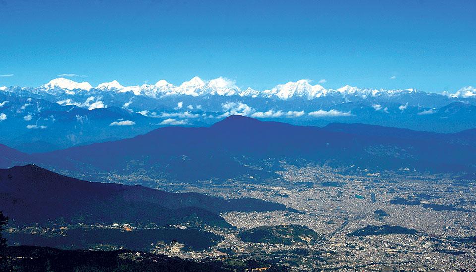 Reinventing Kathmandu