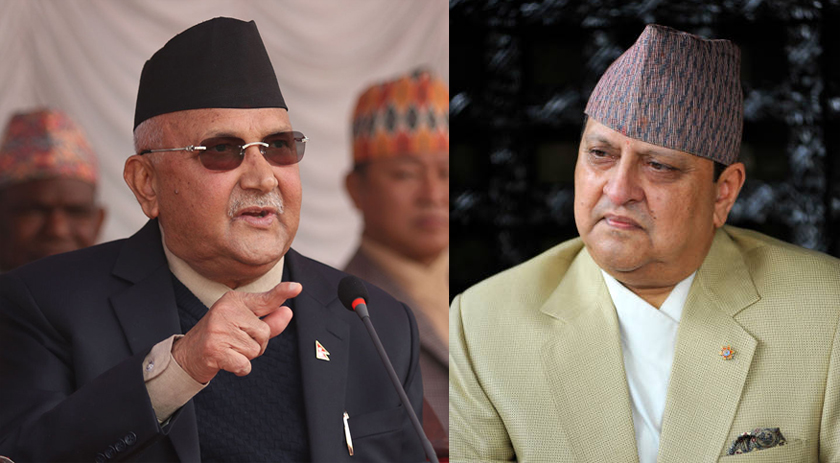 No power can subvert democratic political system: PM Oli