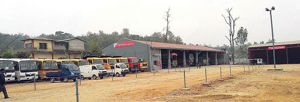 MV Dugar Group opens 'model workshop' for Mahindra vehicles