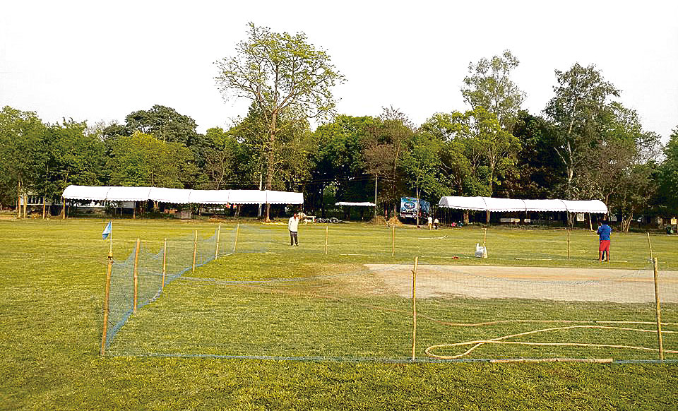 Stage set for DPL in Dhangadhi