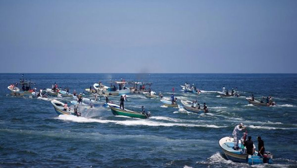 Israeli forces seize anti-blockade humanitarian Gaza fleet