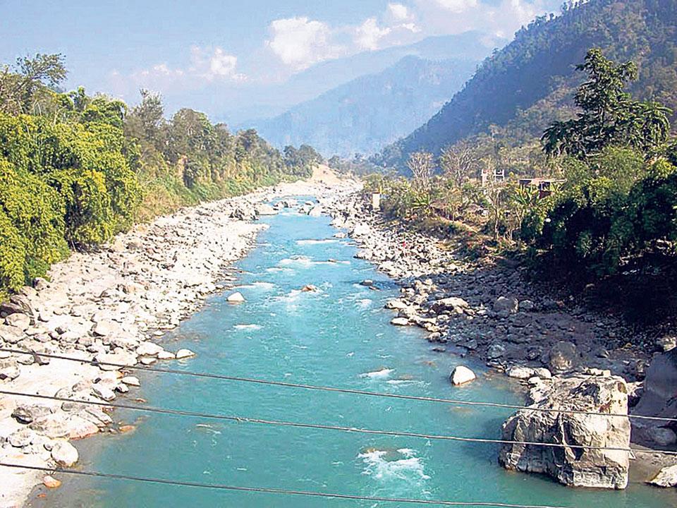 Nothing moves on Budhi Gandaki hydro