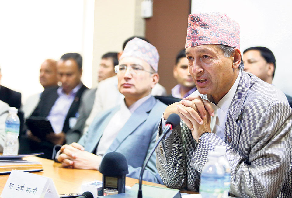 Foreign-aided project not in line with our priorities: Govt