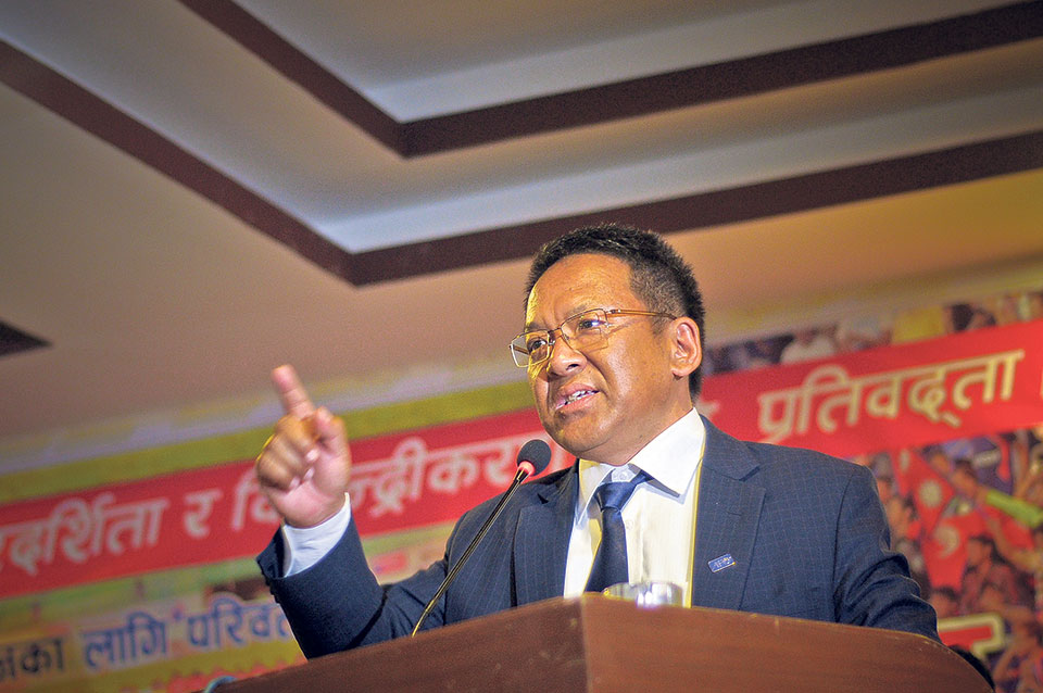 No need to further delay ANFA election: Sherpa