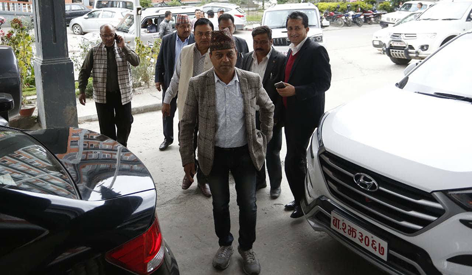 Transport entrepreneurs agree to end syndicate; released from custody