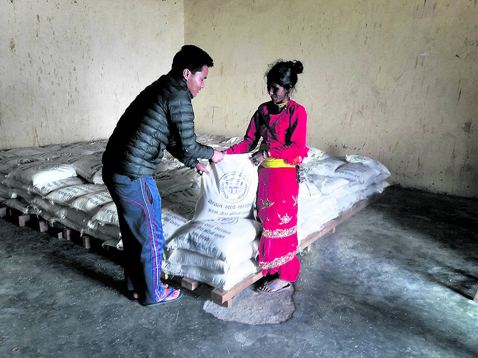 NFC accused of creating rice crisis in Kalikot