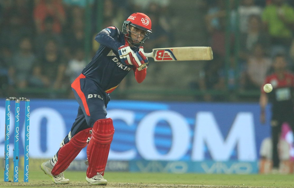 Delhi Daredevils set target of 182 runs for Royal Challengers Banglore